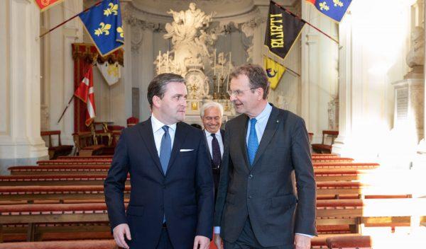 Ministro Affari Esteri Serbia Ordine di Malta